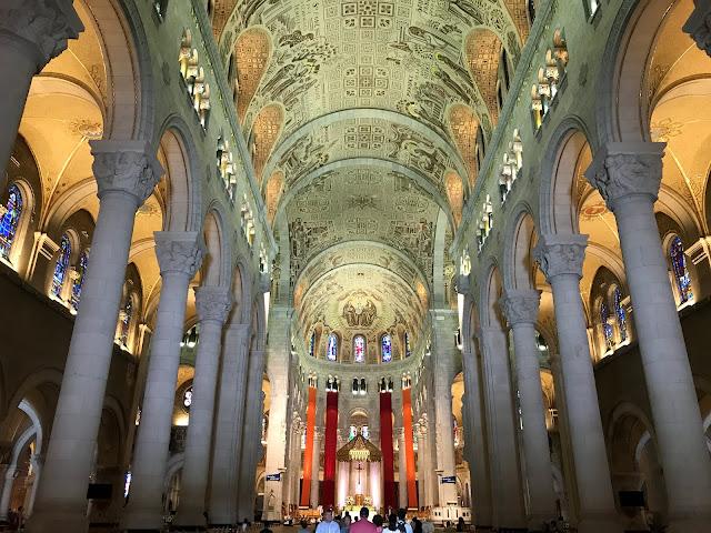 sanctuaire Sainte-Anne de Beaupré Québec