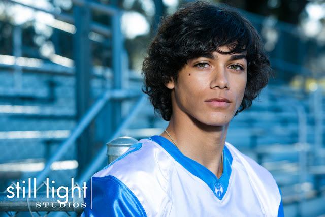 still light studios best sports school senior portrait photography bay area peninsula football