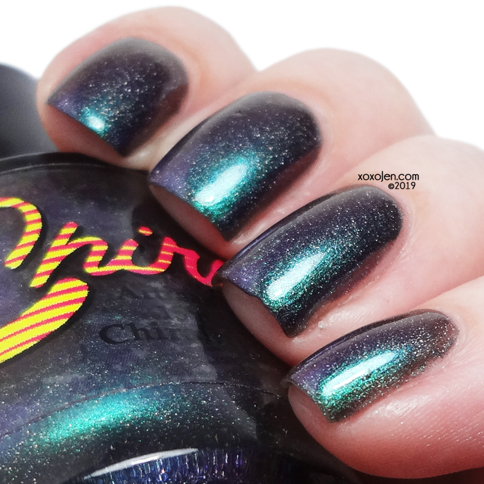 xoxoJen's swatch of Chirality Polish Paternoster Gang