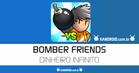 Bomber Friends v2.20 Apk Mod Download [Dinheiro Infinito]