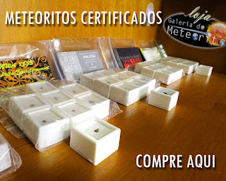 meteoritos a venda no Brasil