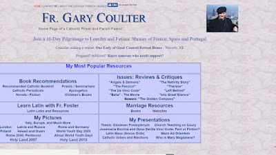 Fr. Gary Coulter