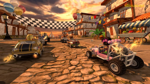 Beach Buggy Racing v1.2.14 Money Hack MOD for Android latest Update