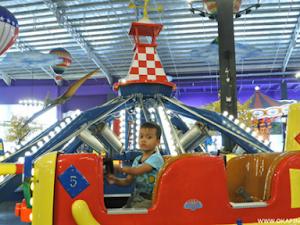 Yuk Coba Arena Permainan Anak Paling Seru di Transtudio Mini Cirebon