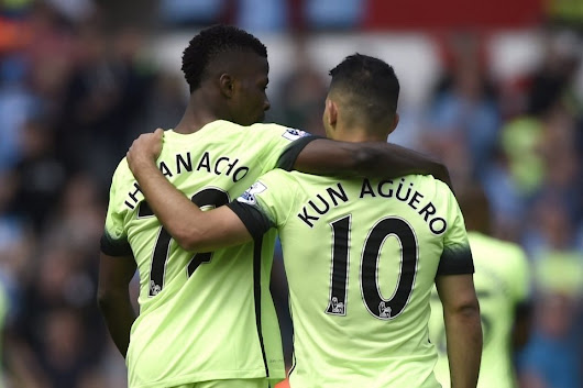 I Once Paid N50 to Watch Aguero, Now We Play Together – Iheanacho