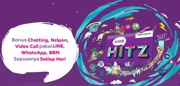 Kumpulan Bug Axis Hitz 2018 - 2019