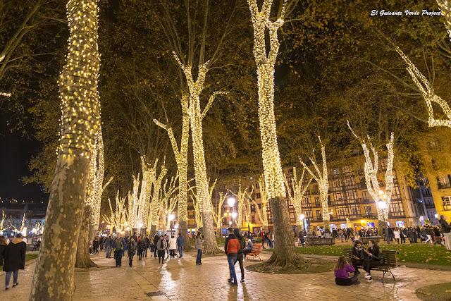 Bosque Mágico en el Arenal - Bilbao por El Guisante Verde Project