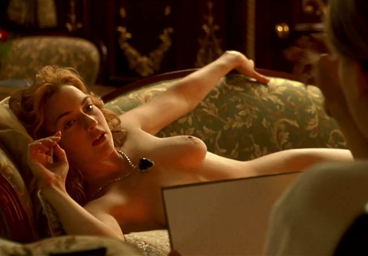 kate winslet nude and sex scenes