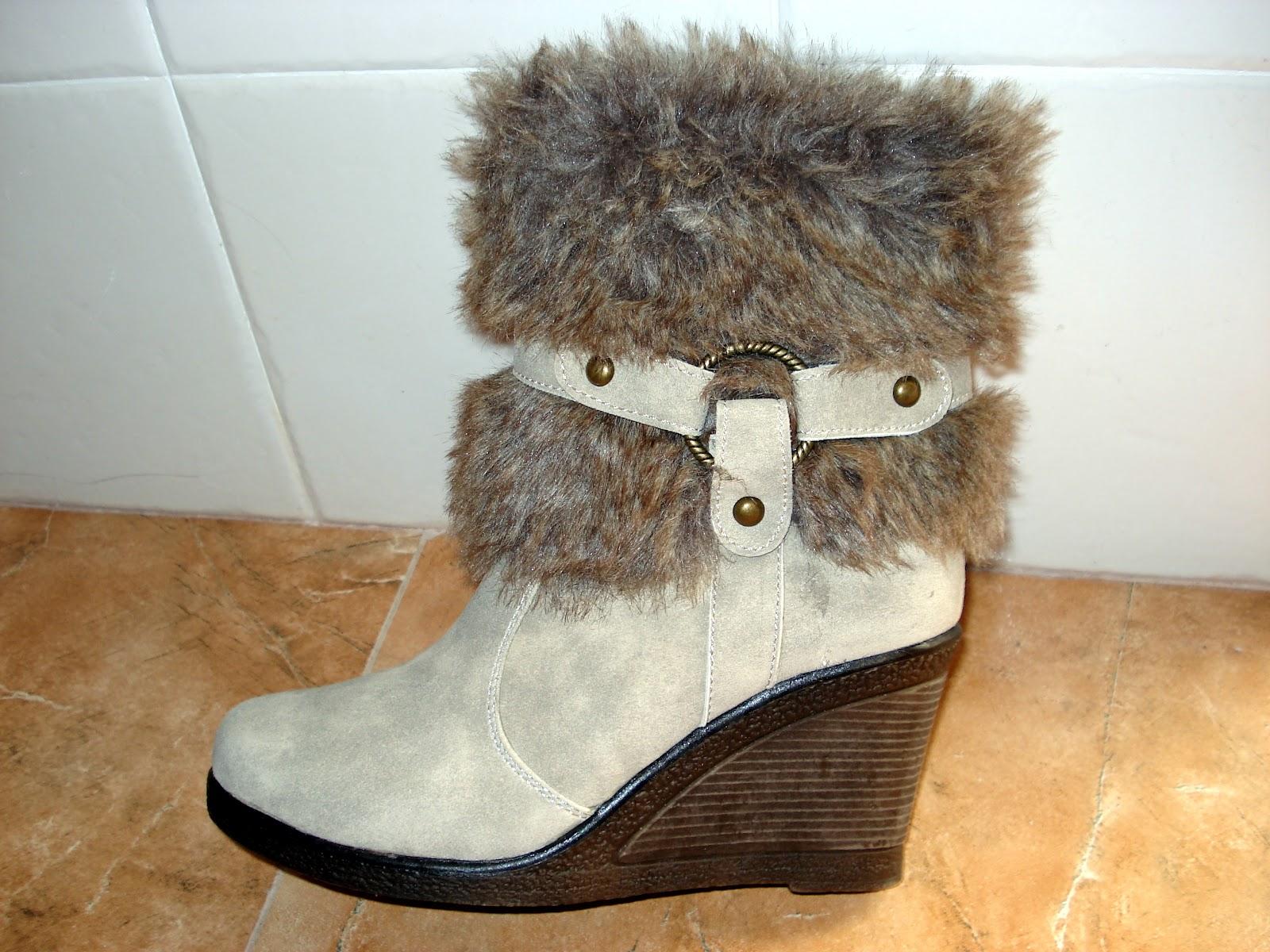 comprar botas con pelo por fuera 1ec27530ed851