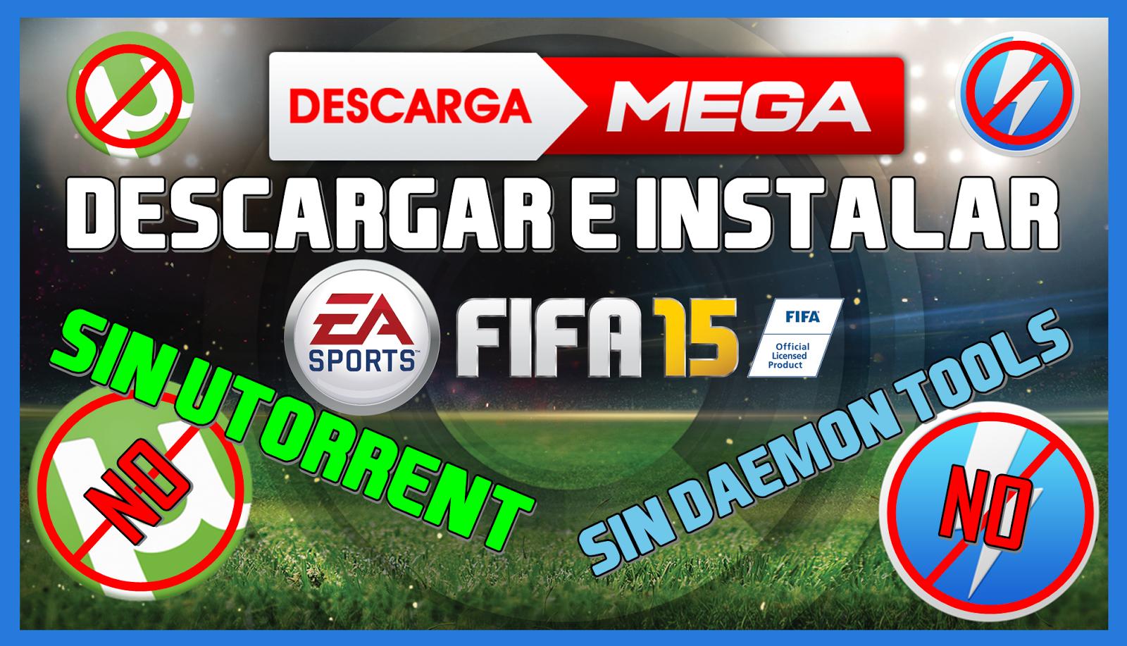 Descargar fifa 15 ultimate team edition-crack v3  español utorrent.