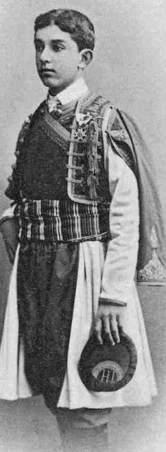 Le Prince Pierre Petrović-Njegoš de Monténégro, grand voïvode de Zahumlije,