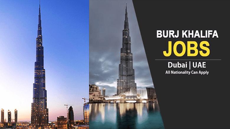 Jobs At Burj Khalifa In Dubai - worldswin | Find latest jobs in