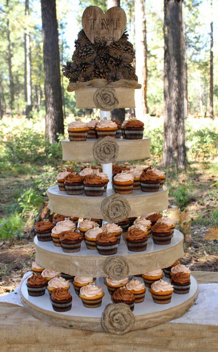 Pine Cone Wedding Lots Of Love Susan