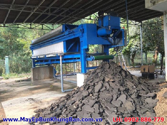 Máy ép bùn khung bản Việt Nam làm khô tốt nhất mọi loại bùn thải công nghiệp, khu dân cư, các đô thị và trạm XLNT tập trung