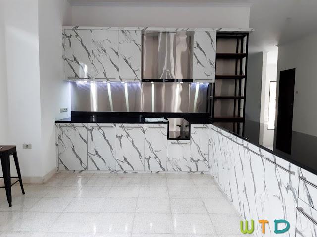 Desain Interior Pantry Bandar Lampung