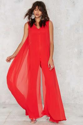 fotos de Vestidos Rojos