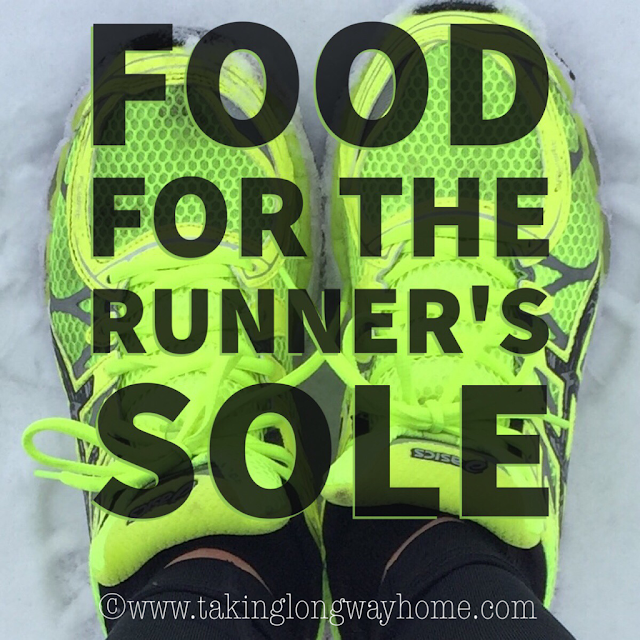 Food for the Runner's Sole