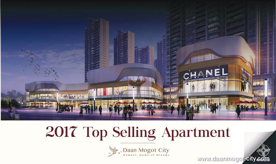 Apartemen Damoci Top Selling Apartment 2017