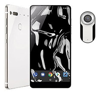Essential Phone with World's Smallest 4K
