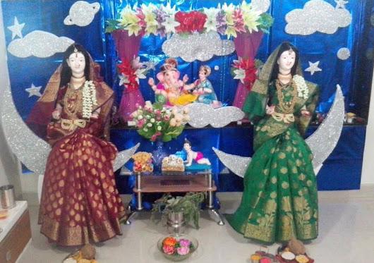 Ganpati Decoration Ideas at Home; Home Theme Decoration Ideas for