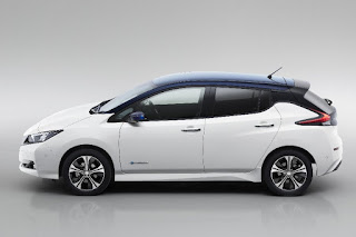 Nissan Leaf (2018) Side