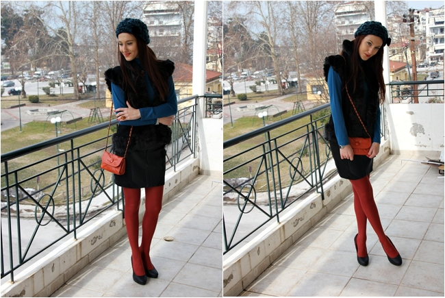 best color combinations for winter time