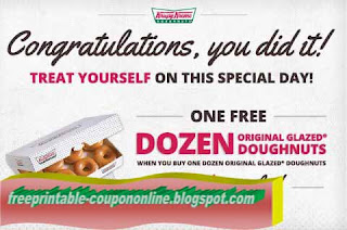 Free Printable Krispy Kreme Coupons