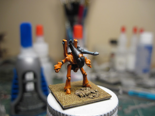 Epic Eldar Wraithlord