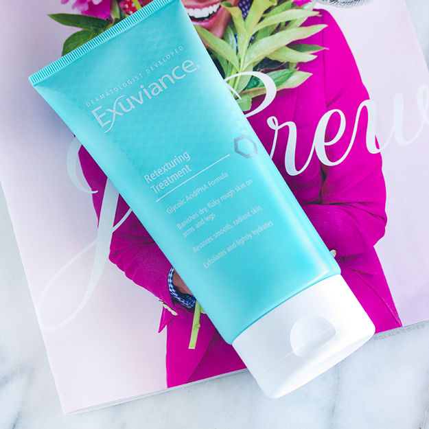 Exuviance, Exuviance Review, Exuviance Body Treatment, AHA Moisturizer