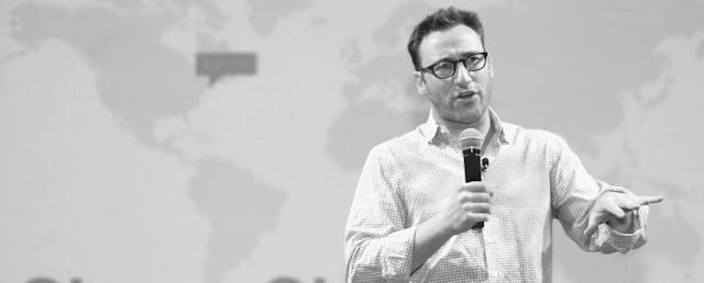 """""""سيمون سينيك Simon Sinek"""": مفتاح النجاح التنظيمي هو قائد غير أناني"""