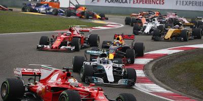 Horário da corrida Fórmula 1 - GP da Hungria - 30/07/2017