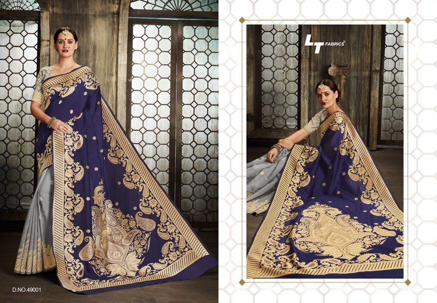 MOKSHA-New Arrival Designer Banarasi silk Saree