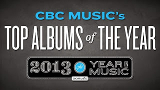 http://music.cbc.ca/#/blogs/2013/12/CBC-Musics-top-albums-of-the-year-2013
