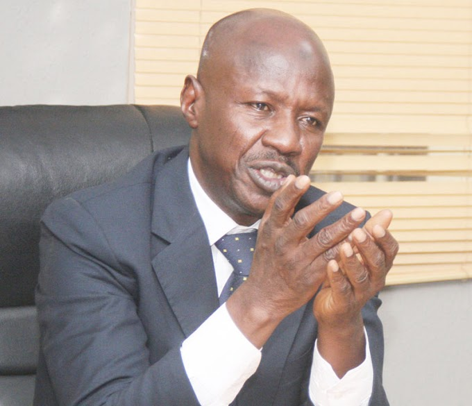 DSS submits evidence against Magu to AGF
