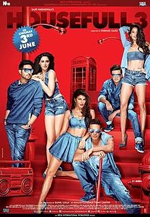Housefull 3 is Akshay 4th Highest Grossing film of his career, Co-Actress Jacqueline Fernandez
