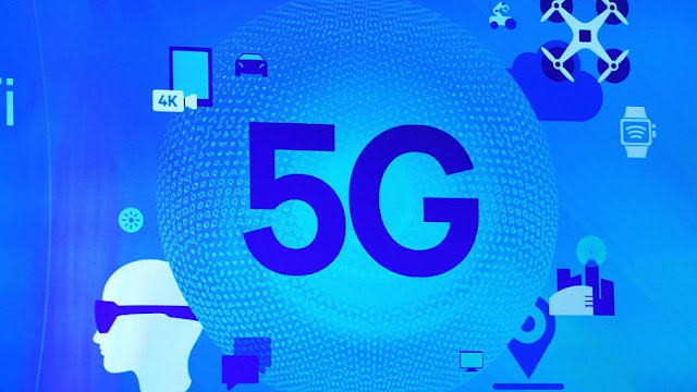 مواصفات الجيل الخامس 5G