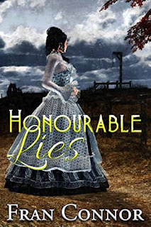 Honourable Lies - an Historical Romantic Thriller by Fran Connor