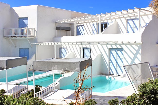 Mykonos prettiest hotels