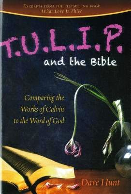 Dejv Hant, gabime teologjike, TULIP, Dallimi Biblik, Kalvinzimi