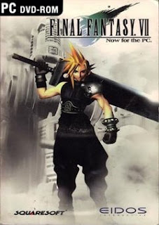 โหลดเกม PC Final Fantasy VII Remake Crack