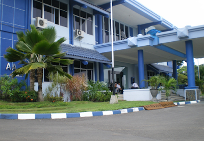 Polinema Malang is a blue campus