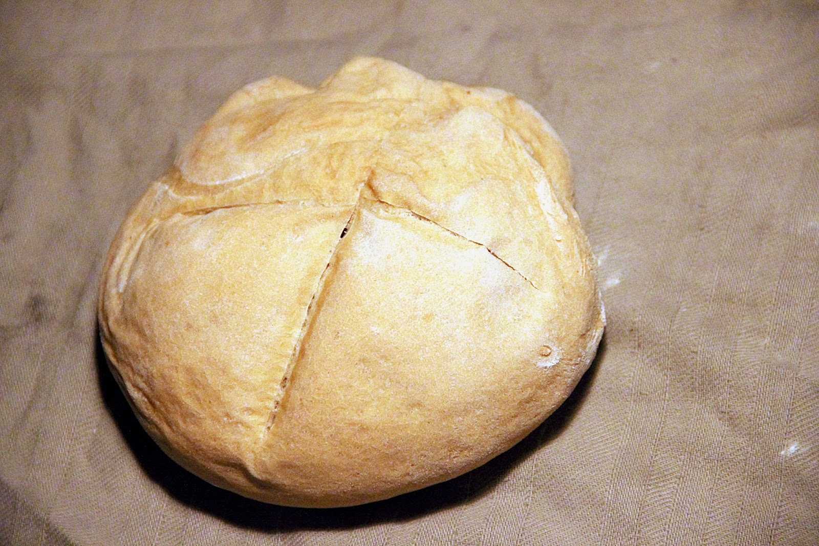 Cookingwithgifs No Knead Bread Vs Kneaded Bread