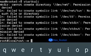 Cara Install Kali Nethunter di Termux Android No Root