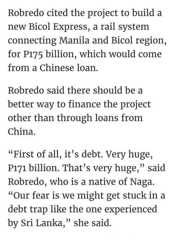 "Blogger Sass Rogando Sasot to VP Robredo: ""Magtrabaho ka"