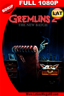 Gremlins 2: La Nueva Generación (1990) Latino Full HD BDRIP 1080P - 1990