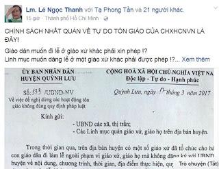 Lê Ngọc Thanh