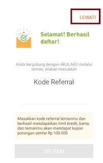 aplikasi hp untuk belanja kredit