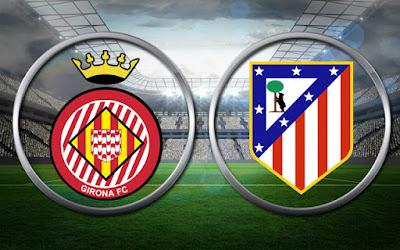 مباراة جيرونا واتليتكو مدريد بتاريخ 02-12-2018 الدوري الاسباني