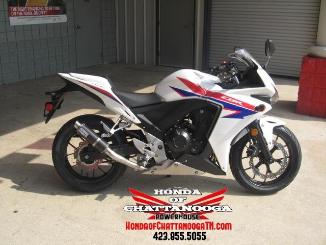 2013 CBR500R / CB500F / CB500X | Honda of Chattanooga