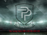 Patch PES 2018 Terbaru dari Tuning Patch V1.05.00.4.00.1 AIO